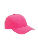 PE105 Adams Adult Contrast Back Stripe Clubhouse Cap