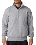 S400 Champion Adult 9 oz. Double Dry Eco® Quarter-Zip Pullover