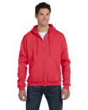 S800 Champion Adult Double Dry Eco® Full-Zip Hooded Sweatshirt
