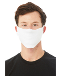 SC323 Bella + Canvas Adult Lightweight Cotton Face Mask