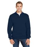 SF95R Fruit of the Loom Adult 7.2 oz. Sofspun® Quarter-Zip Sweatshirt
