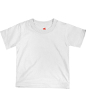 T120 Hanes Toddler Tagless T-Shirt