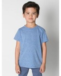 TR101W American Apparel Toddler Tri-Blend Toddler Short-Sleeve T-Shirt