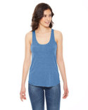TR308W American Apparel Ladies' Triblend Racerback Tank Top