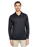 TT51L Team 365 Men's Zone Performance Long Sleeve Polo
