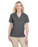UC102W UltraClub Ladies' Cavalry Twill Performance Polo