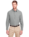 UC500 UltraClub Men's Bradley Performance Woven Shirt