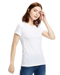 US100OR US Blanks Ladies' Organic Crewneck T-Shirt
