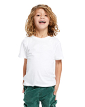 US2001K US Blanks Toddler Organic Cotton Crewneck T-Shirt