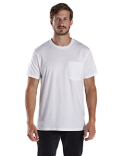 US2017 US Blanks Men's 4.3 oz. Pocket Tee Crew