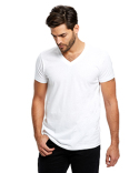 US2200 US Blanks Men's 4.3 oz. Short-Sleeve V-Neck