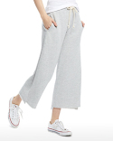 US410 US Blanks Ladies' Tri-blend Flare Pant