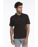 US5580 US Blanks Men's Jersey Interlock Polo T-Shirt