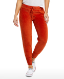US571 US Blanks Ladies' Velour Pants