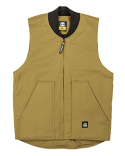 V812 Berne Men's Workman's Duck Vest