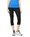 W5009 All Sport Ladies' Capri Legging