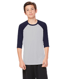Y3229 All Sport Youth Baseball T-Shirt