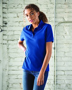 537WR Jerzees Ladies' 5.3 oz. Easy Care™ Polo