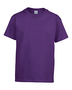 G800B Gildan Youth 5.5 oz., 50/50 T-Shirt